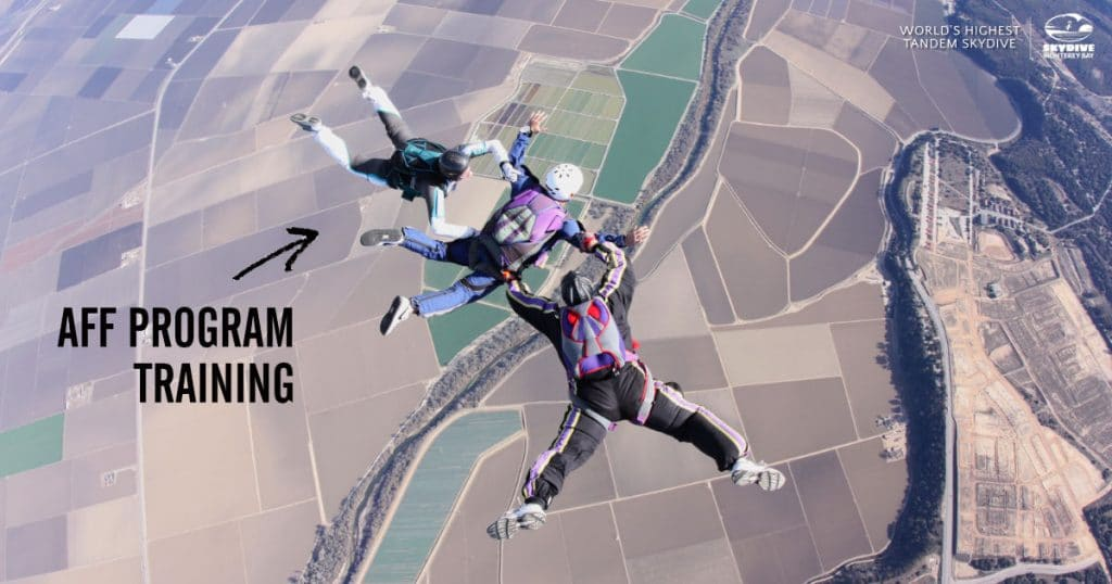 Skydive Monterey Bay Learn to Skydive Program Get Your Skydive License